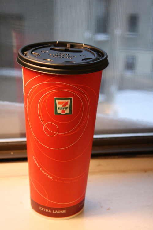 7-11 hot chocolate