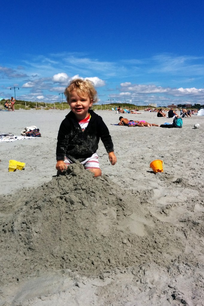 King of the sand hill.