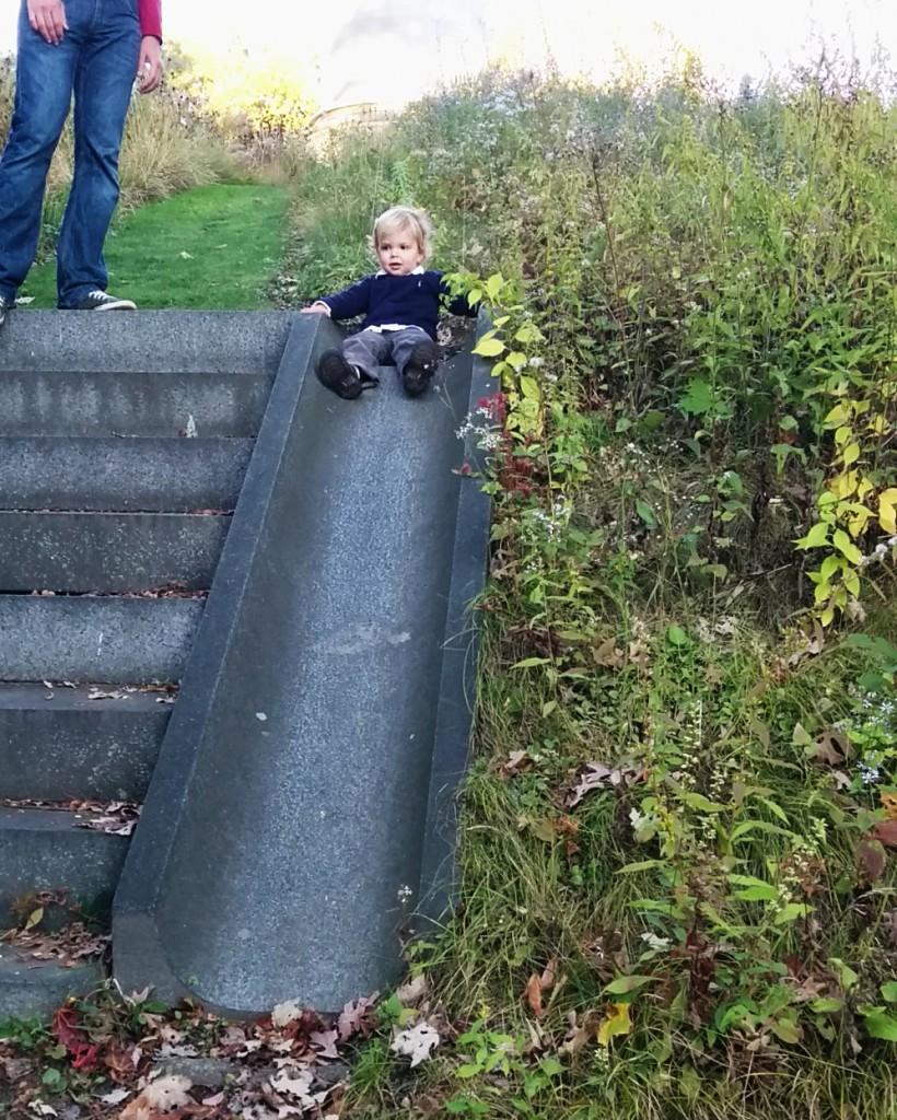 Soren found a slide.