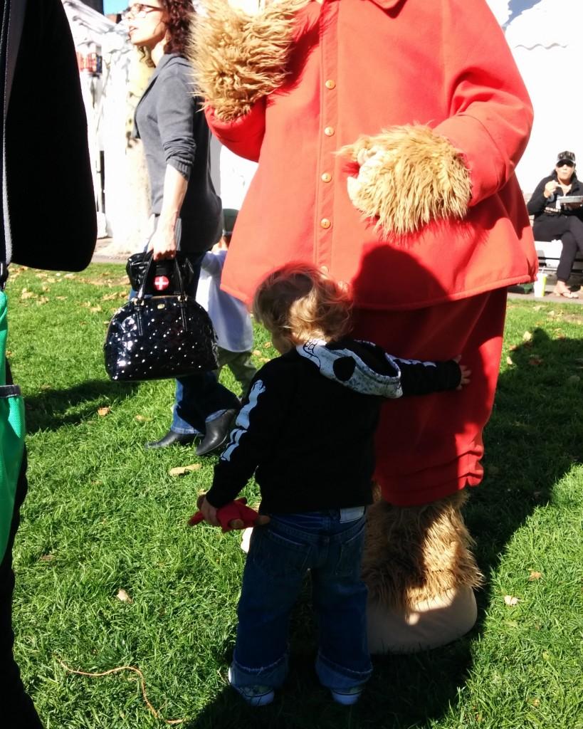 Llama Llama donned his famous red pajamas.