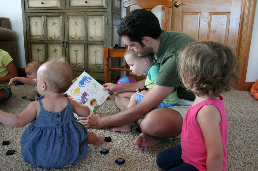 More story time.