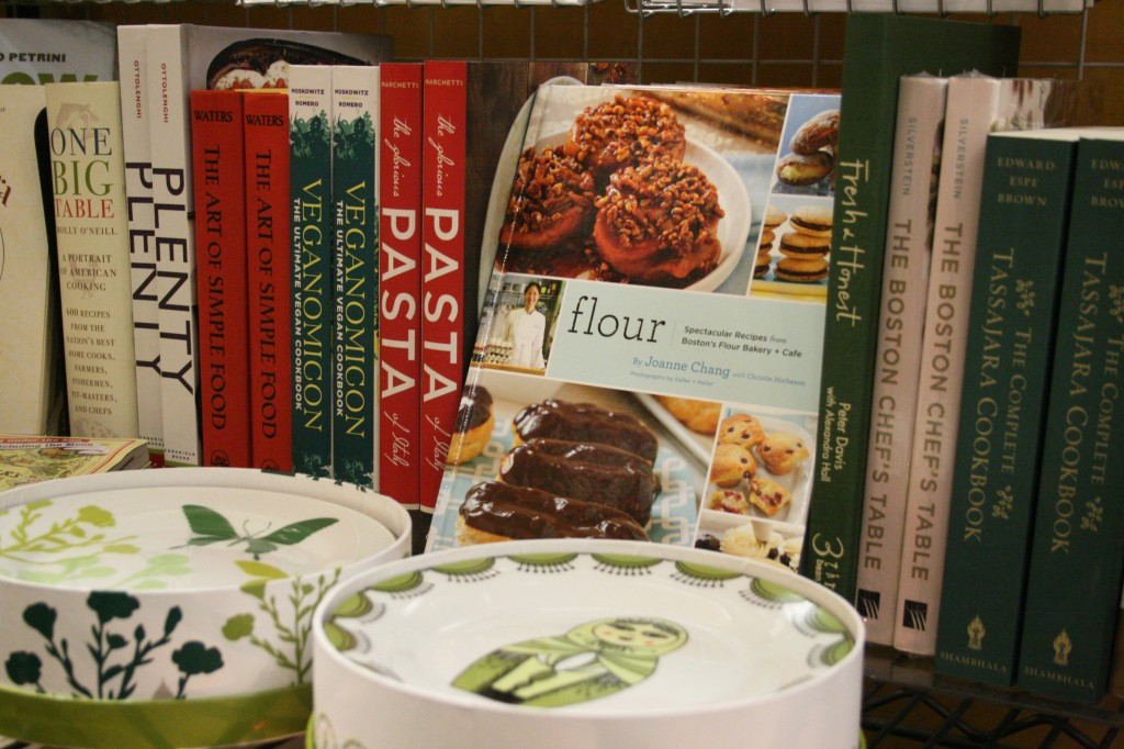 Joanne Chang's Flour cookbook at Kitchenwitch in Jamaica Plain