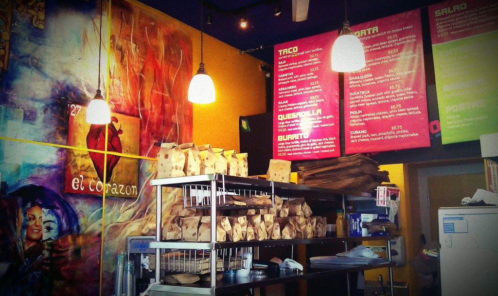 Inman Square Mexican Food