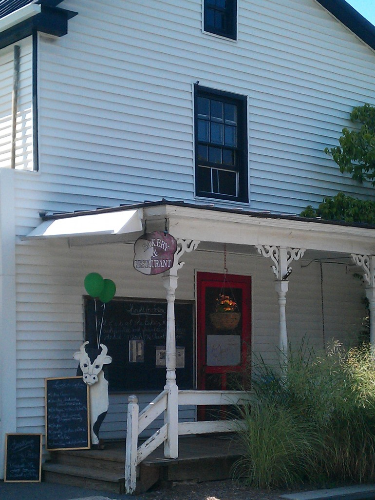 Upper Crust Bakery in Middleburg, Virginia