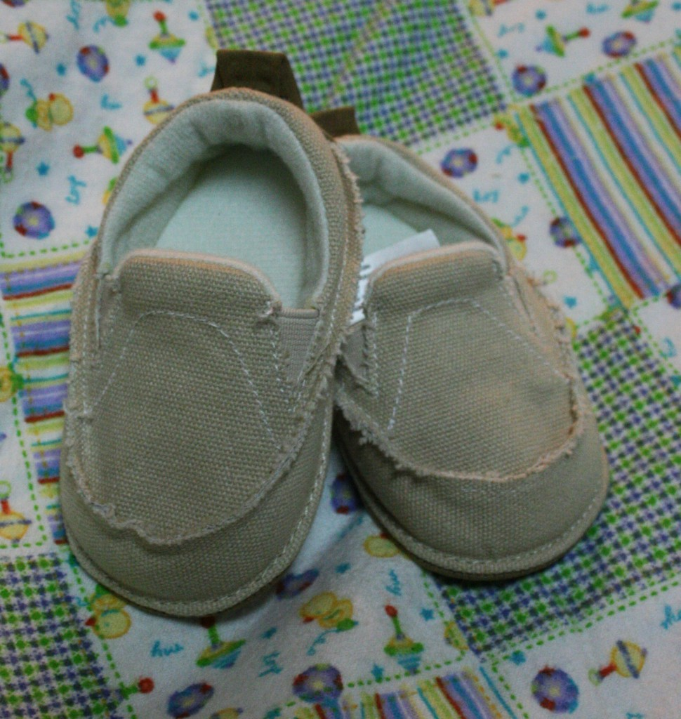 the baby shoes my favorite things